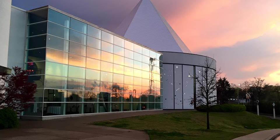 Adventure Science Center wedding Nashville