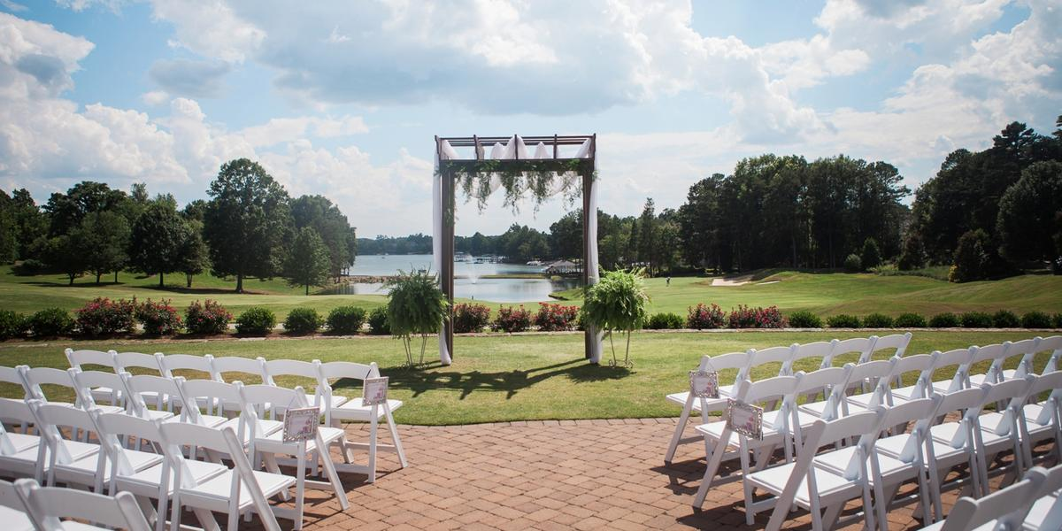 The Peninsula Club wedding Charlotte