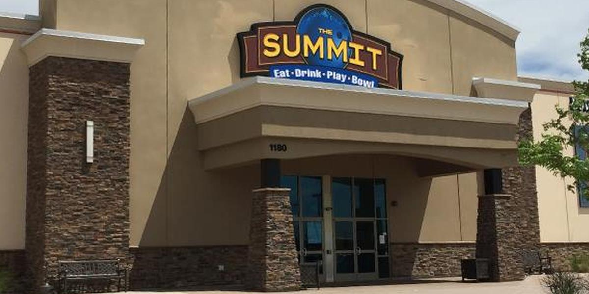 The Summit wedding Colorado Springs
