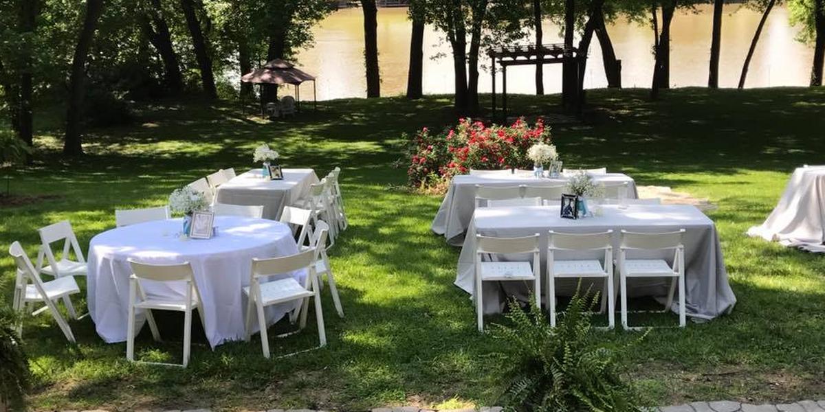Glen Willis House wedding Lexington