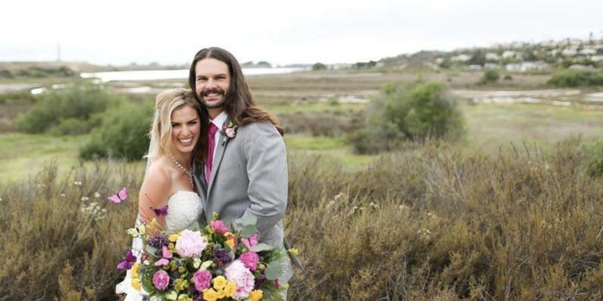 Agua Hedionda Nature Center wedding San Diego