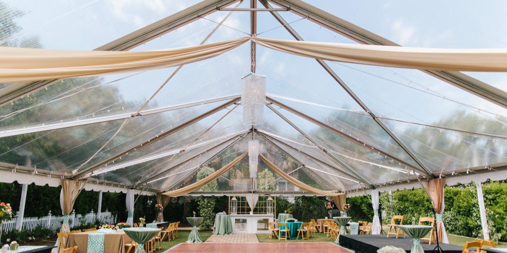 The Beaufort Inn wedding Hilton Head