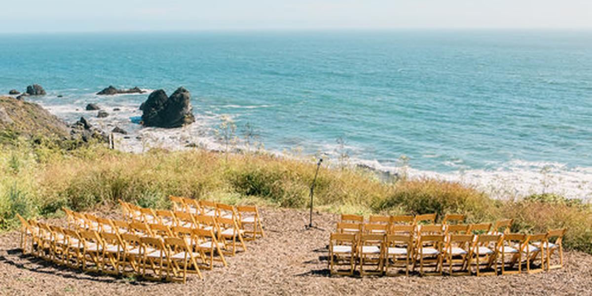 Slide Ranch wedding Marin
