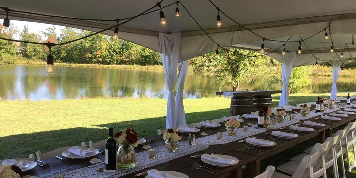Bella Terra Vineyards wedding Pittsburgh
