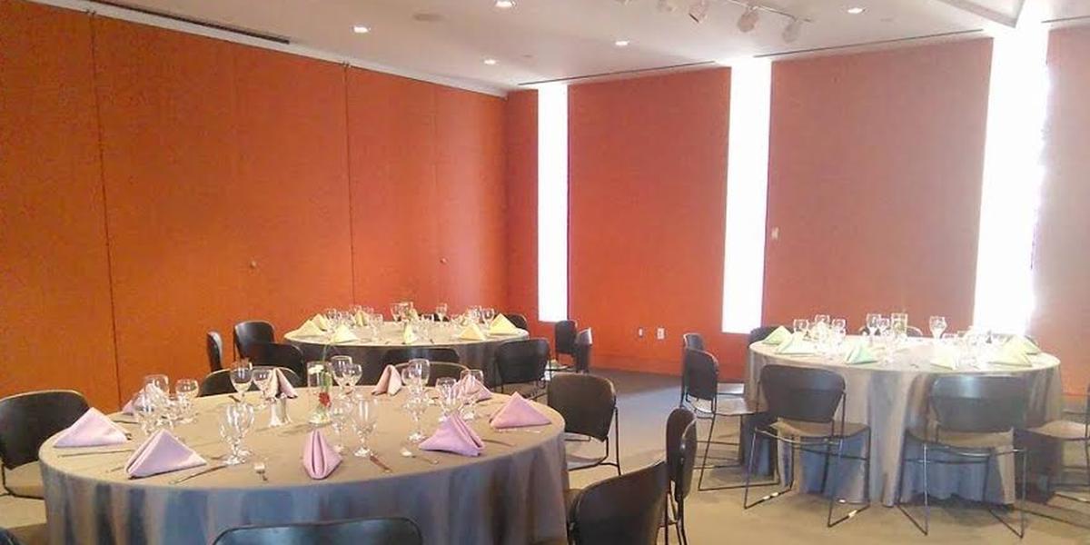 Westmoreland Museum of American Art by Elegant Catering wedding Pittsburgh
