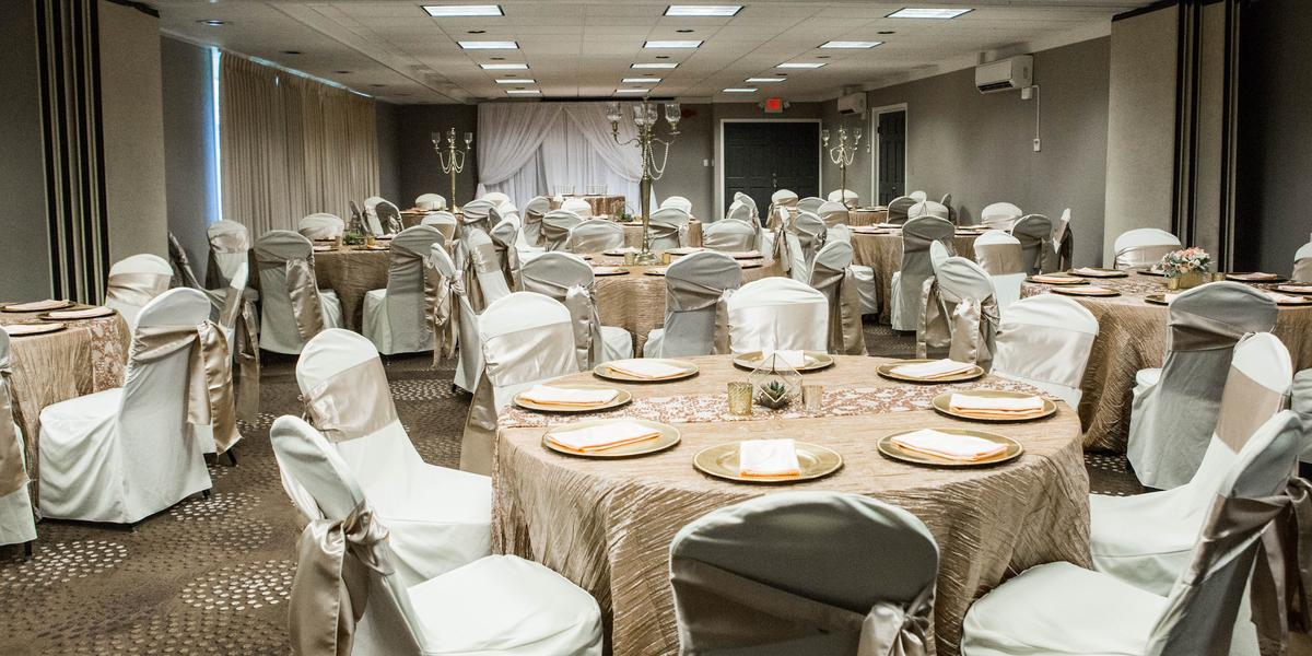 Eastland Suites Hotel Conference Center Urbana wedding Central Illinois