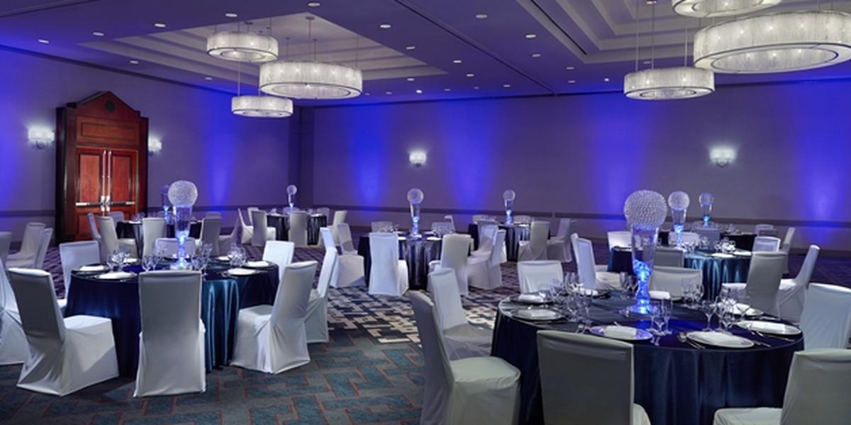 Hilton Atlanta Northeast wedding Atlanta