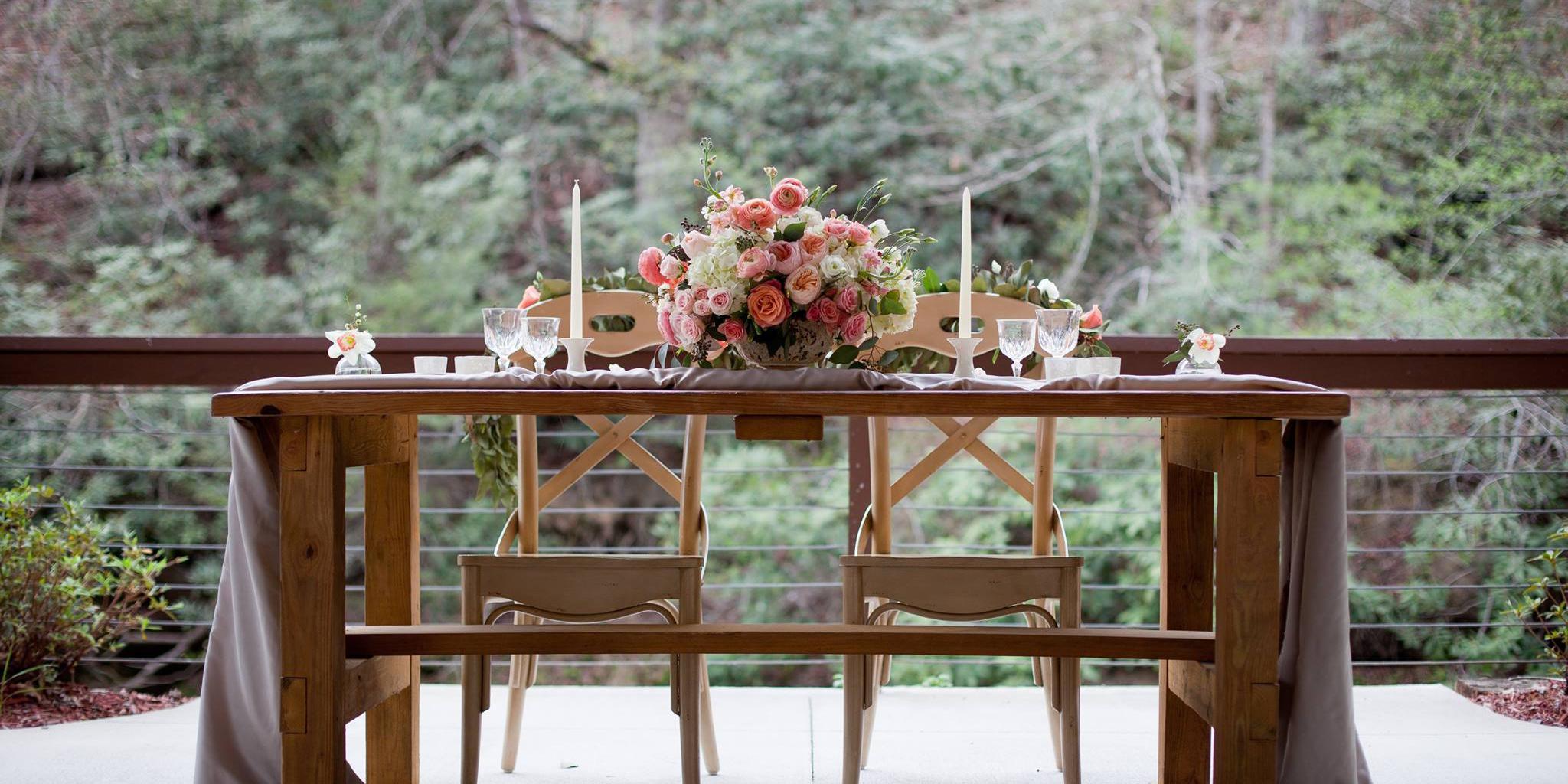 Roaring River Vineyards wedding Winston-Salem/Mountains