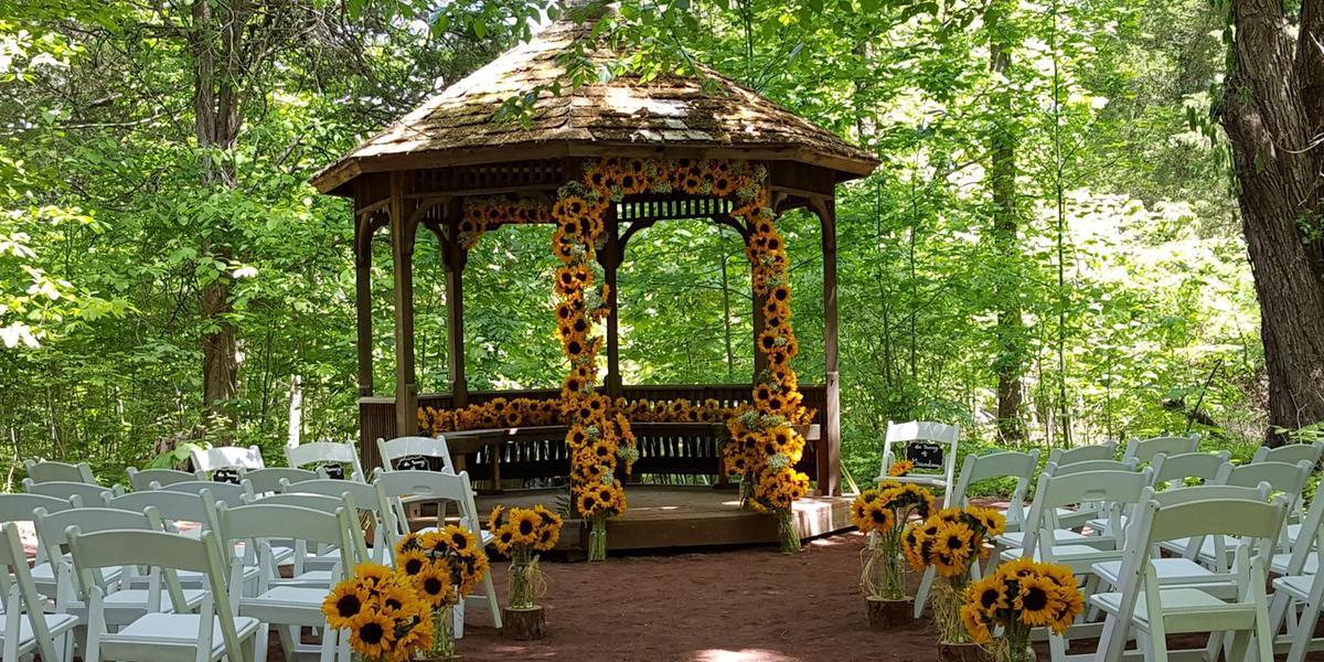 Bowman's Hill Wildflower Preserve wedding Philadelphia