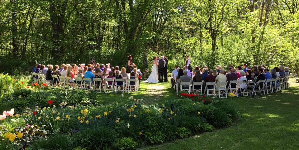 The Outing Lodge at Pine Point wedding Minnesota
