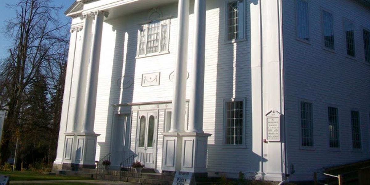 First Church Of Templeton wedding Central Massachusetts