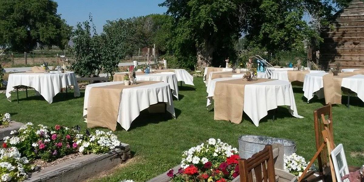 Haight Home Bed & Breakfast wedding Idaho