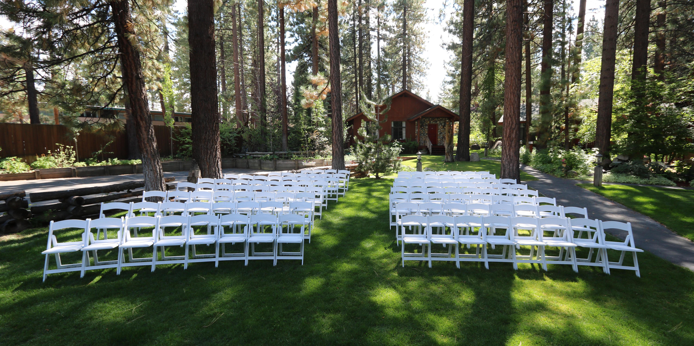 Black Bear Lodge wedding Tahoe