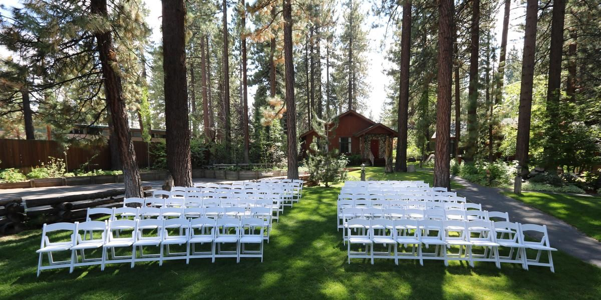 Black Bear Lodge wedding Lake Tahoe