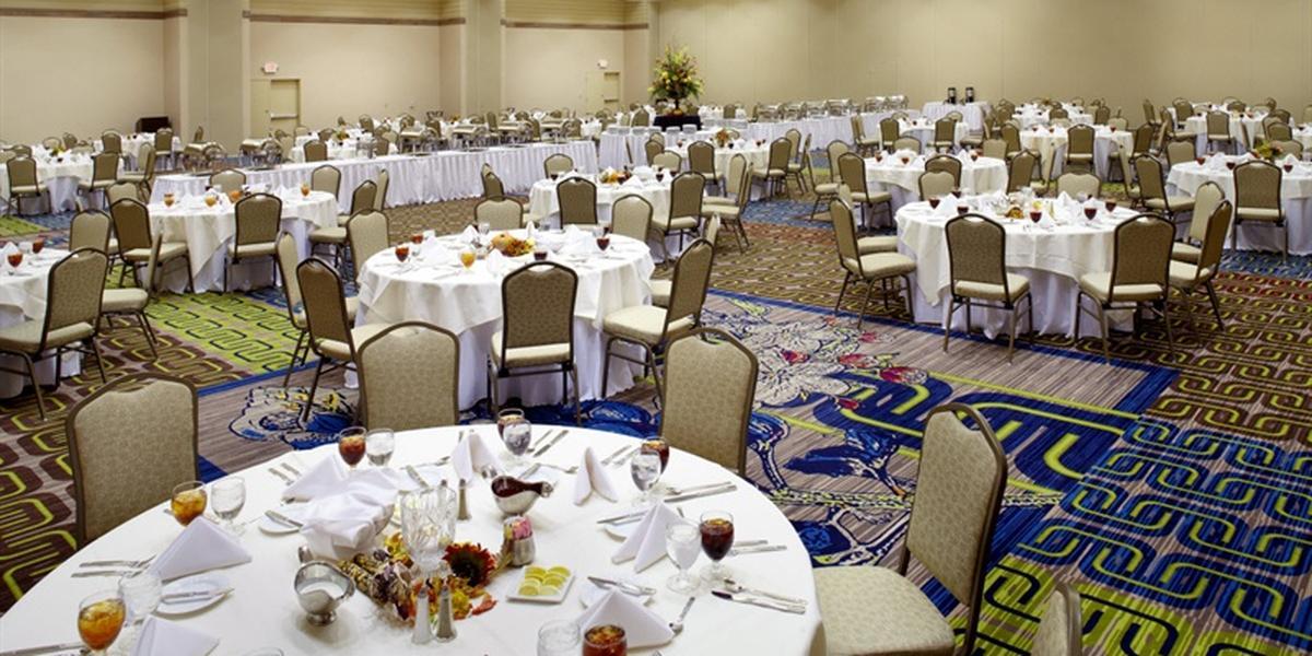 Texarkana Convention Center wedding Dallas