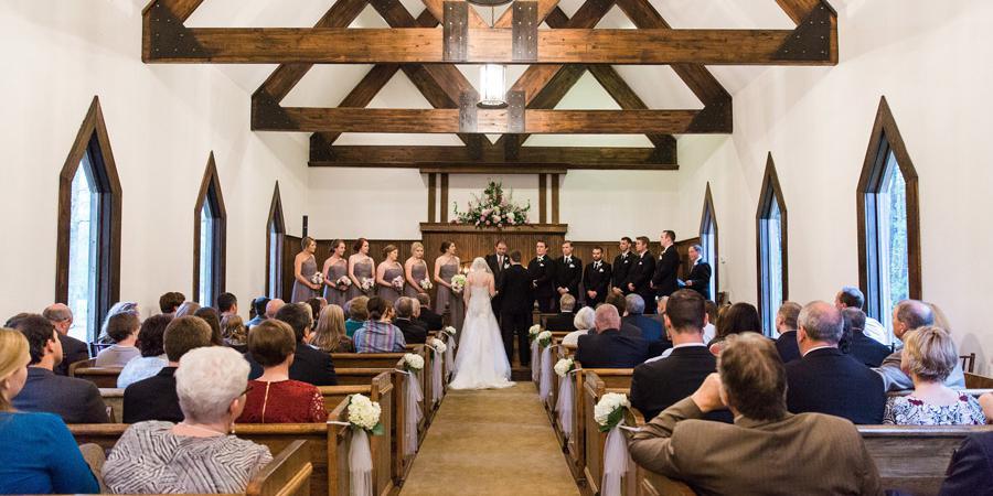 McClain Lodge wedding Mississippi