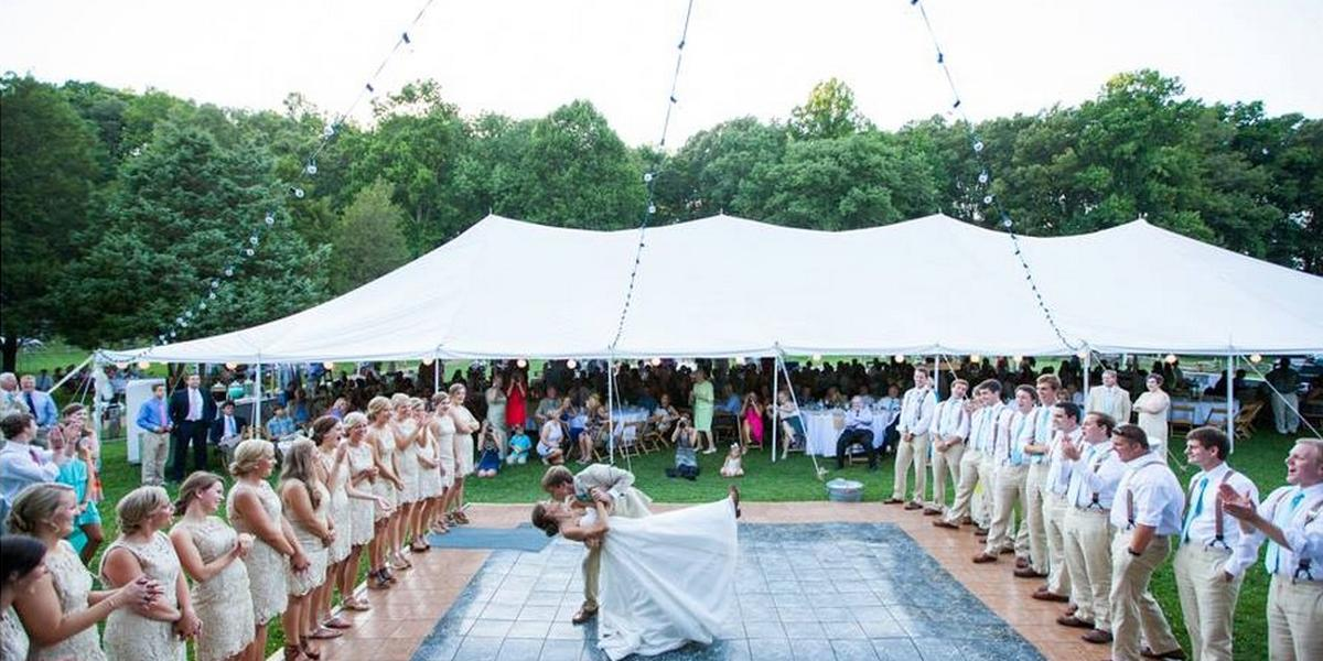 Museum of Appalachia wedding Knoxville