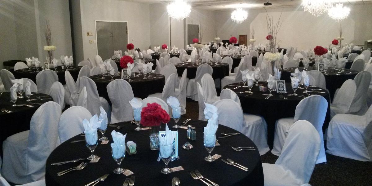 Ramada Henderson/Evansville wedding Louisville