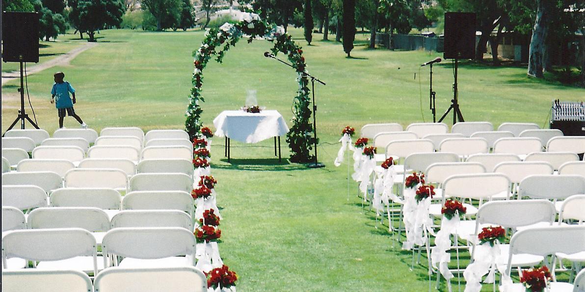 Chaparral Golf & Country Club wedding Western Arizona