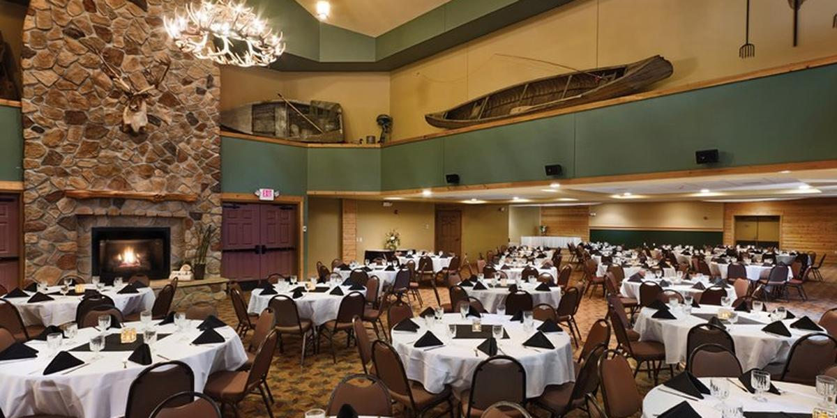 Arrowwood Lodge At Brainerd Lakes wedding Minnesota