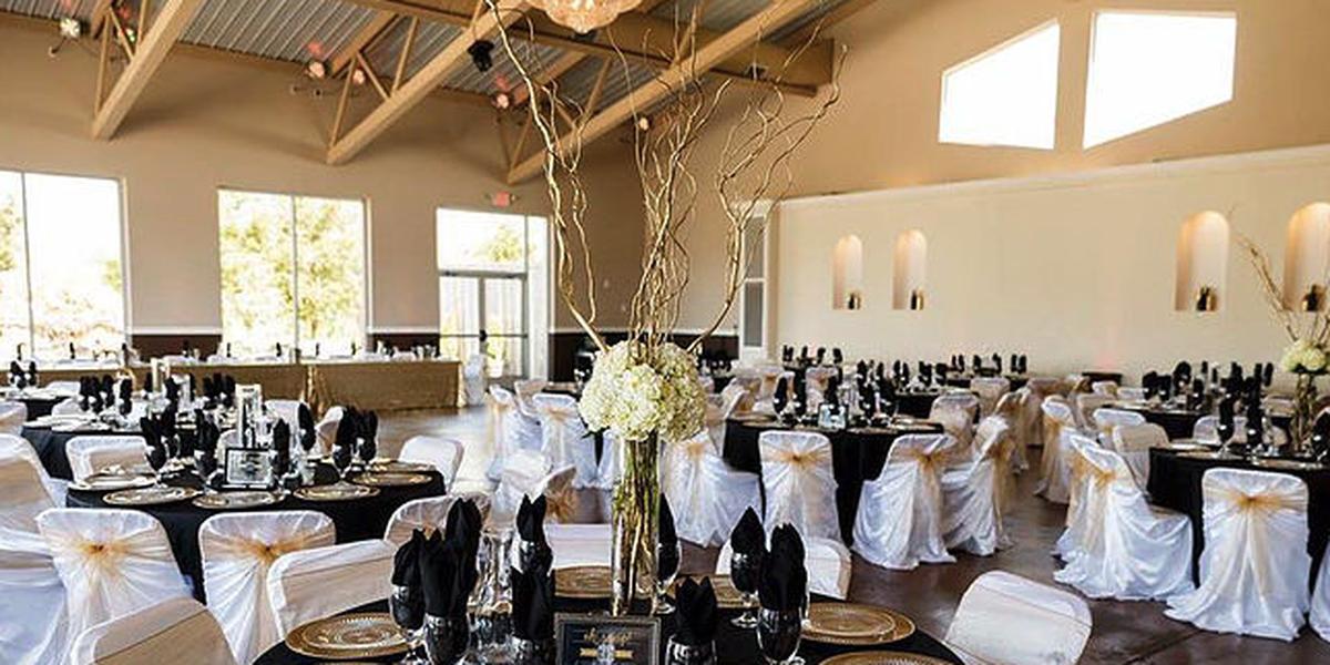 Garden Grove Event Center wedding Southern Illinois