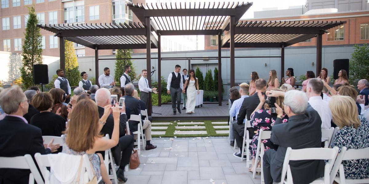 Le Méridien Cambridge-MIT wedding Boston