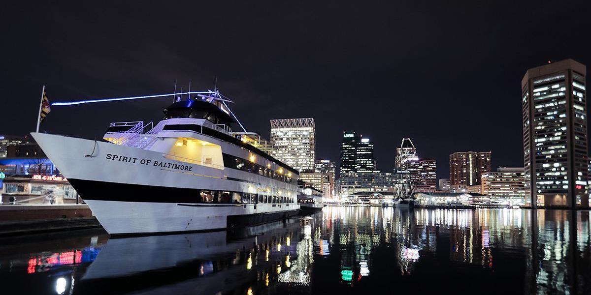 Spirit Cruises Baltimore wedding Baltimore