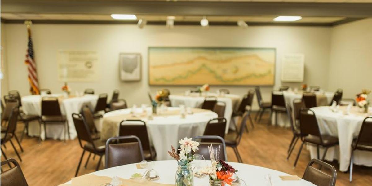 Roscoe Village Foundation wedding Columbus