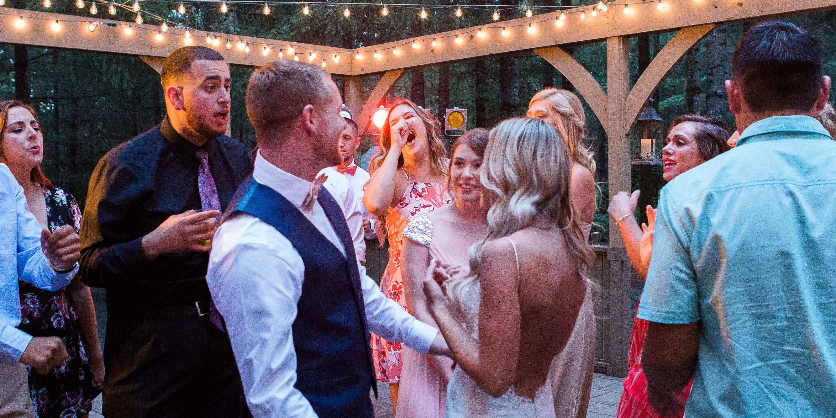 Three Strands Farm wedding Willamette Valley