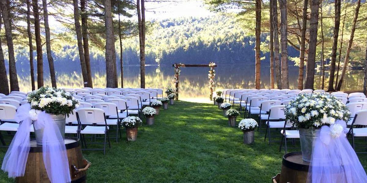 Maine Lakeside Resort wedding Maine