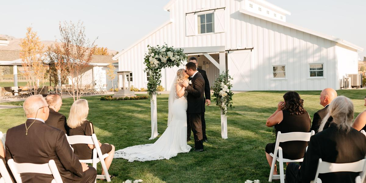 Harmony Meadows wedding Everett
