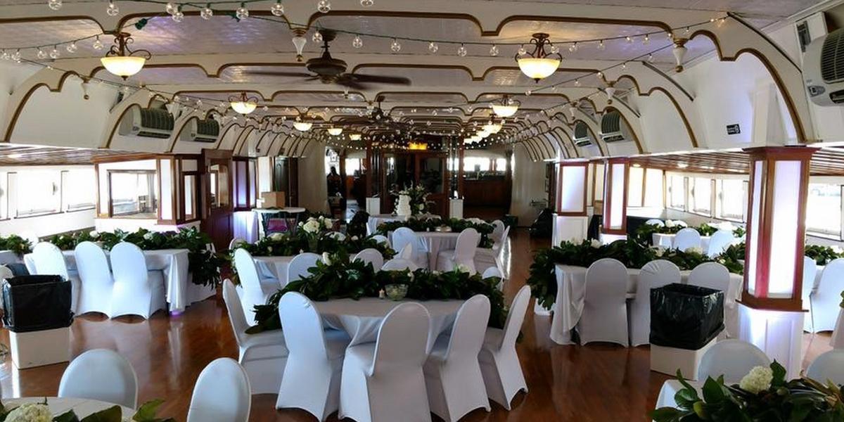 Belle Of Louisville Riverboats wedding Louisville