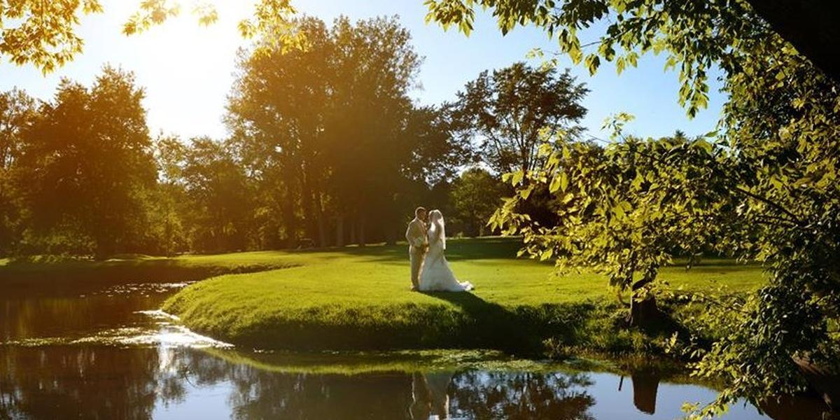 Brookshire Inn & Golf Club wedding Lansing