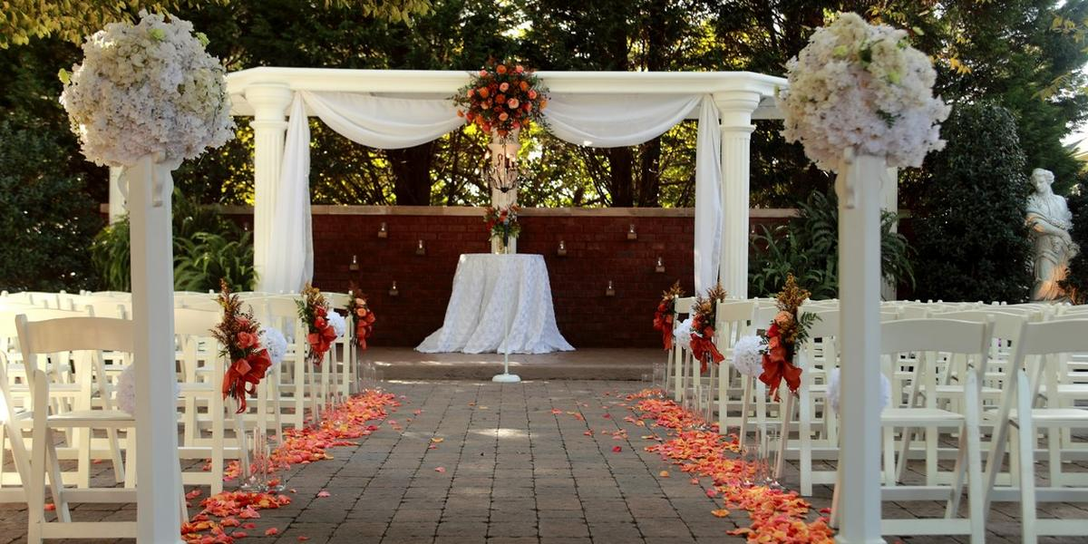 Che'ne Rouge wedding Atlanta