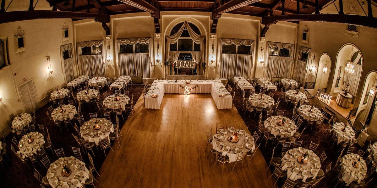 Pineridge Country Club wedding Cleveland
