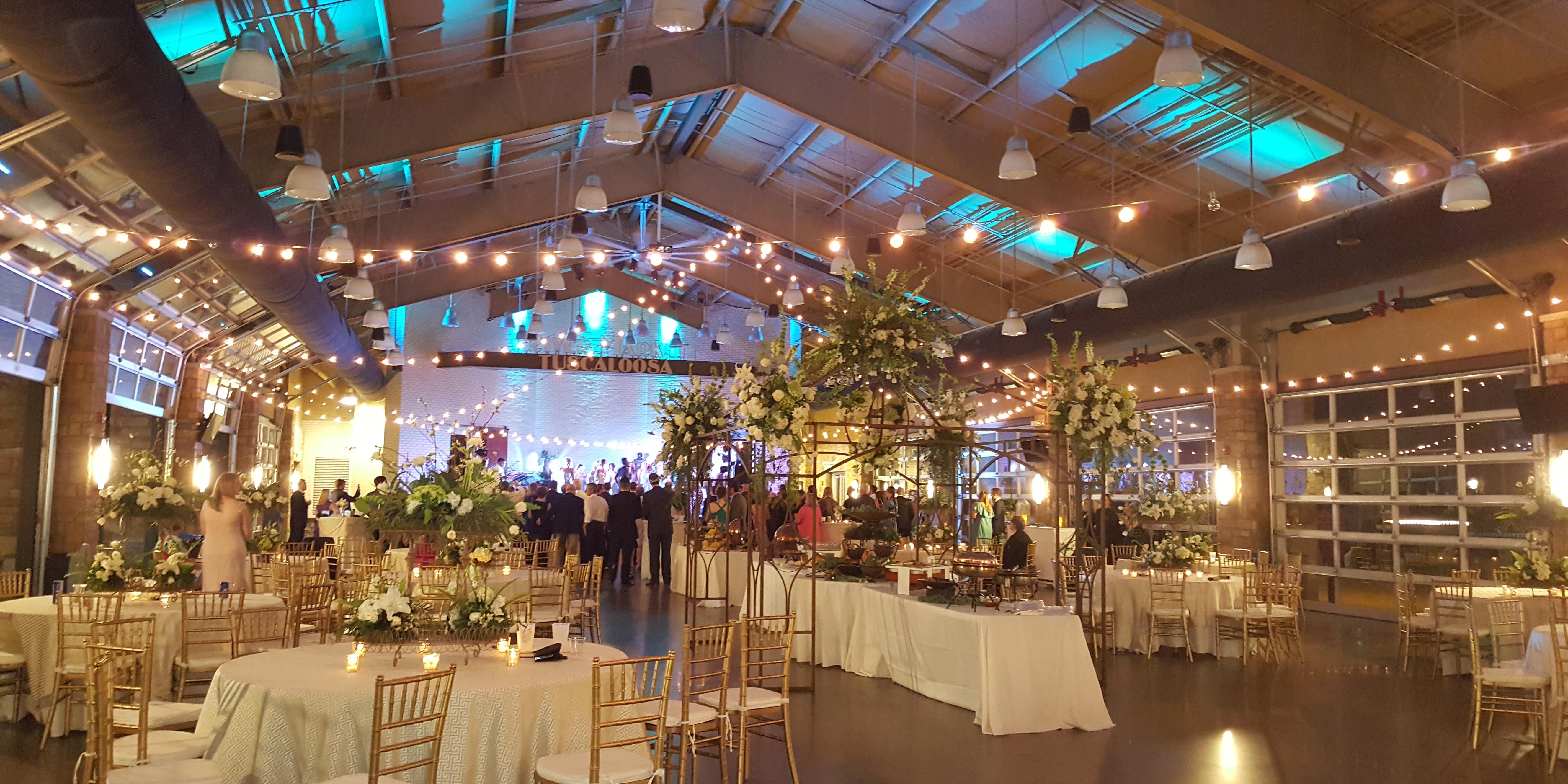 Tuscaloosa River Market wedding Birmingham