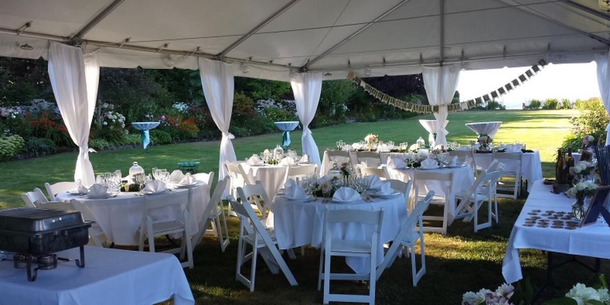 Sea Cliff Gardens Bed Breakfast wedding Everett
