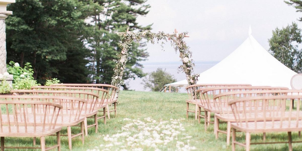 Rockcraft Lodge wedding Maine