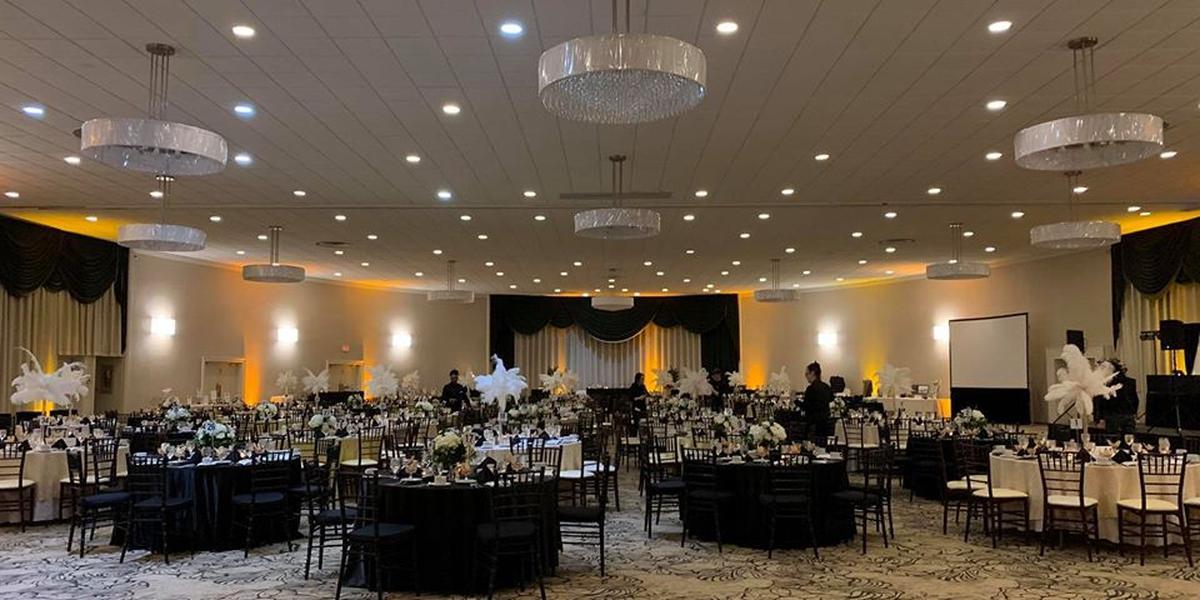 Radisson Hotel Harrisburg wedding South Central PA