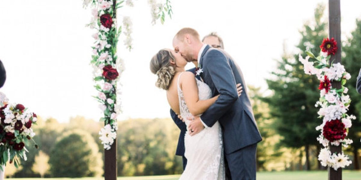 Statesville Country Club wedding Charlotte