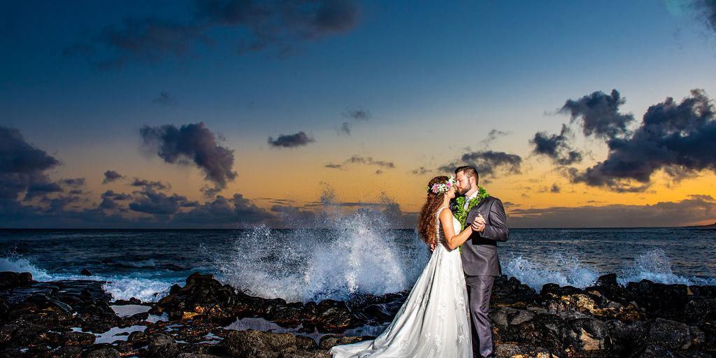 Koloa Landing Resort at Poipu Autograph Collection wedding Kauai