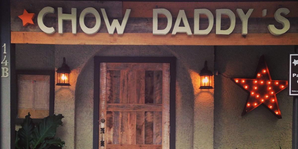 Chow Daddy's on Pope Avenue wedding Hilton Head