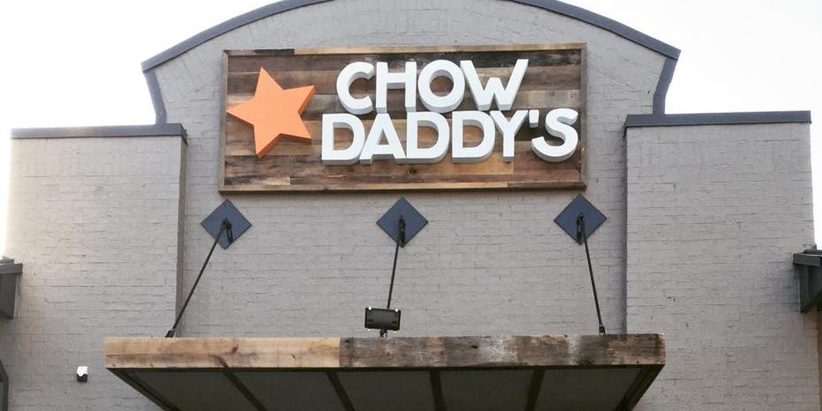 Chow Daddy's on Belfair wedding Hilton Head