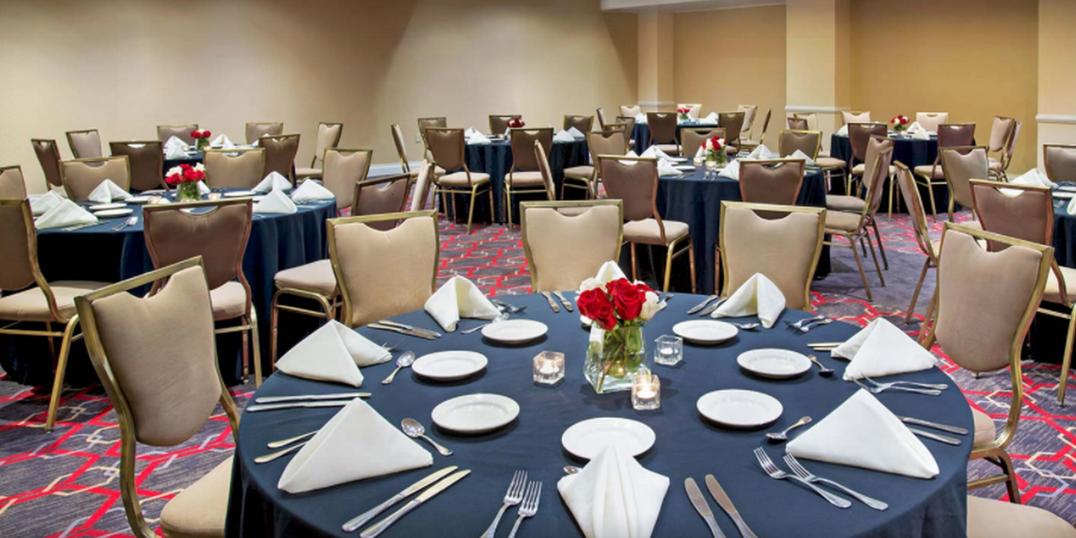 Four Points by Sheraton Melville Long Island wedding Long Island