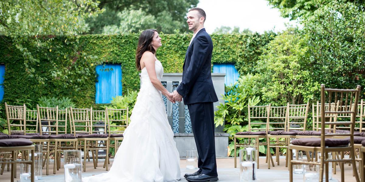 The Weathervane at Southern Season wedding Raleigh/Triangle