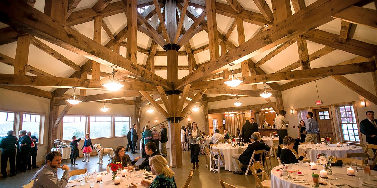The Inn at Grace Farm wedding Vermont