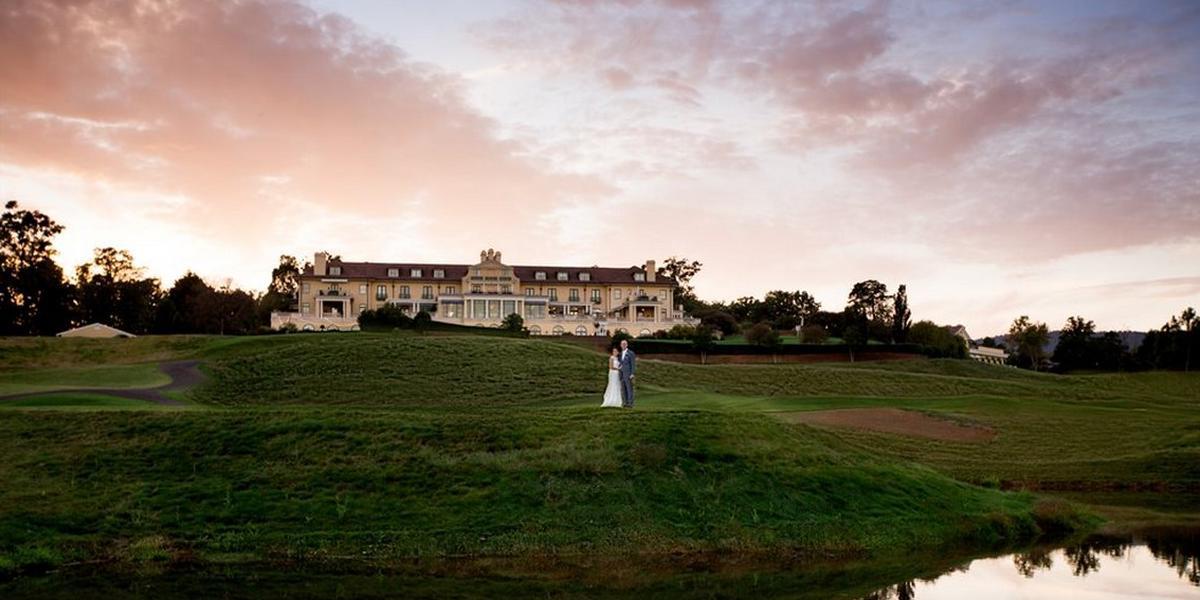 Keswick Hall And Golf Club wedding Charlottesville