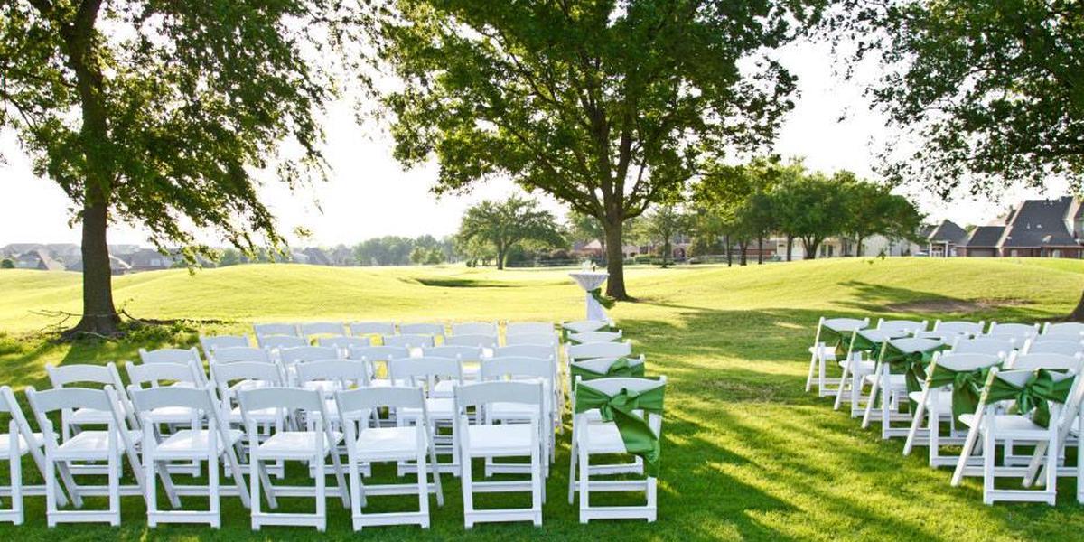 Battle Creek Golf Club wedding Tulsa