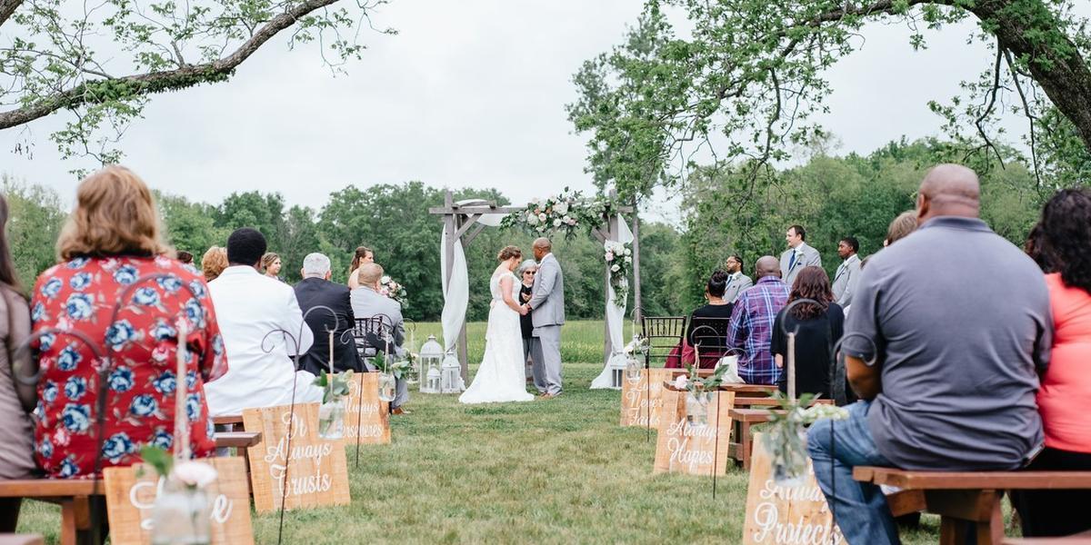 BoBrook Farms wedding Arkansas