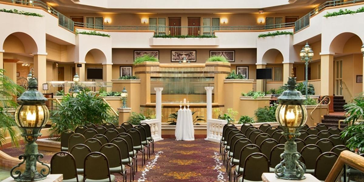 Embassy Suites by Hilton Greensboro wedding Greensboro/Triad